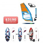 Learner Windsurf Pack at Jay Sails