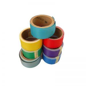 Kite repair tape in various colours