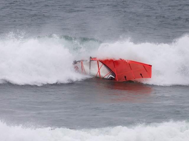 Windsurfing news Jay Sails