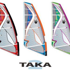 Ezzy Taka 2 Range at Jay Sails