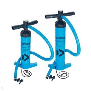 duotone kite pump at Jay sails in two sizes