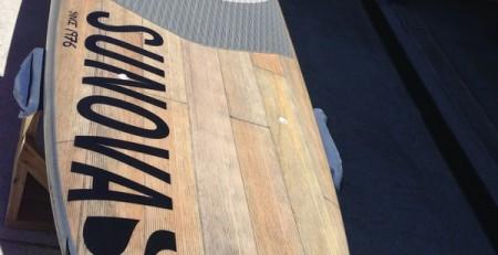Sunova Paddle board