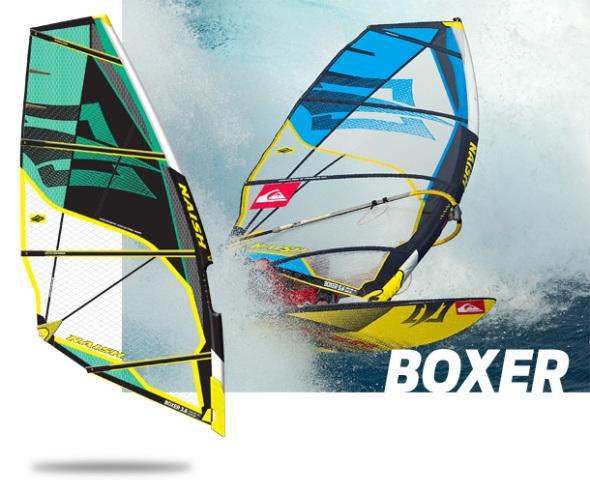 Naish Boxer 2014 Jay Sails Sails