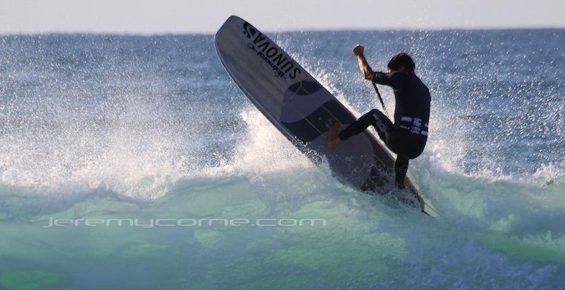 Sunova Speed paddle board at Jay sails