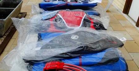 windsurf accessories at Jay Sails
