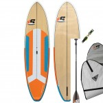 tassie stand up paddle board package