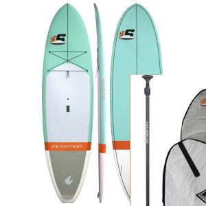 tassie stand up paddle package