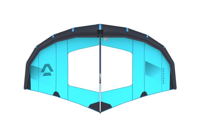 duotone wing at jay sails