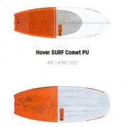 Naish Hover surf at jay sails