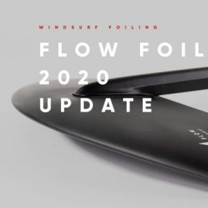 fanatic flow windsurf foils